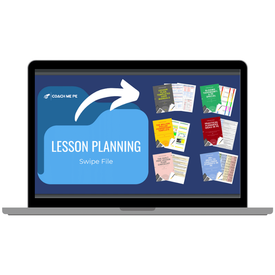 PE Lesson Planning Resources